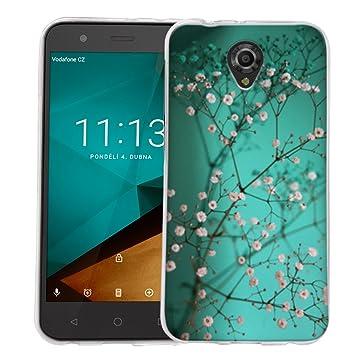 Dooki, Smart Prime 7 , Delgado Suave Silicona TPU Protectore Teléfono Caso Carcasa Para Smart Prime 7