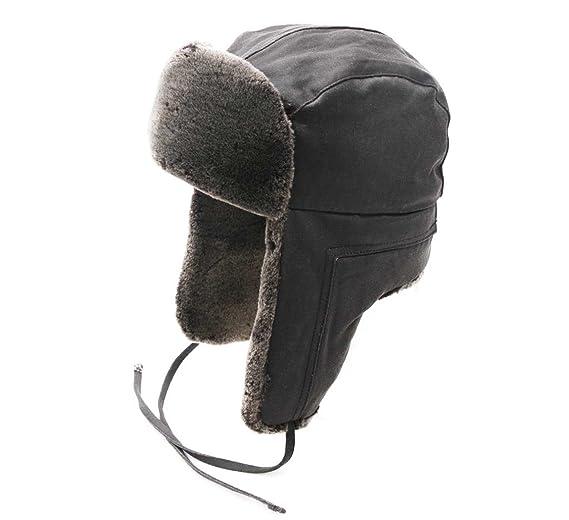 Stetson Palo Trapper Hat at Amazon Men s Clothing store  ac1d878db5c1