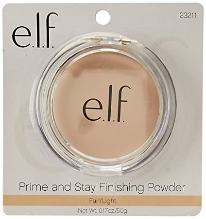 Prime & Stay Finishing Powder by e.l.f. #18