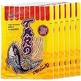 Thai Taro Fish Snack Spicy Flavor 7.5g (Pack of 12)