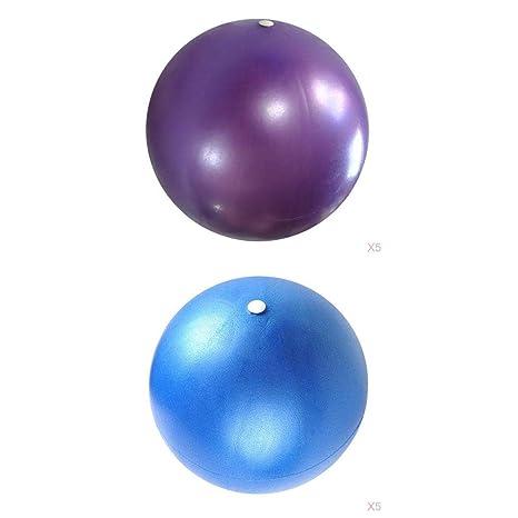 F Fityle 2 x Profesional Balón de Ejercicio para Figura Física ...