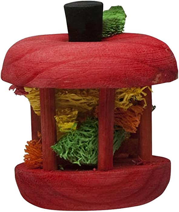 Super Pet Carousel Chew Toys - Apple, Small