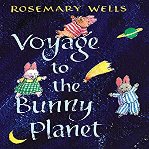 Voyage to the Bunny Planet Audiobook
