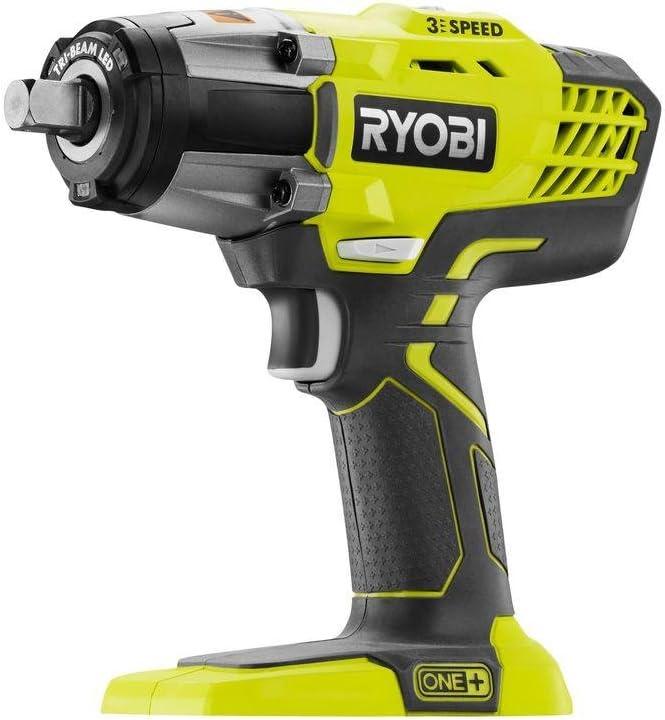 Ryobi P261 18V ONE+ 1/2″ Cordless Impact Wrench