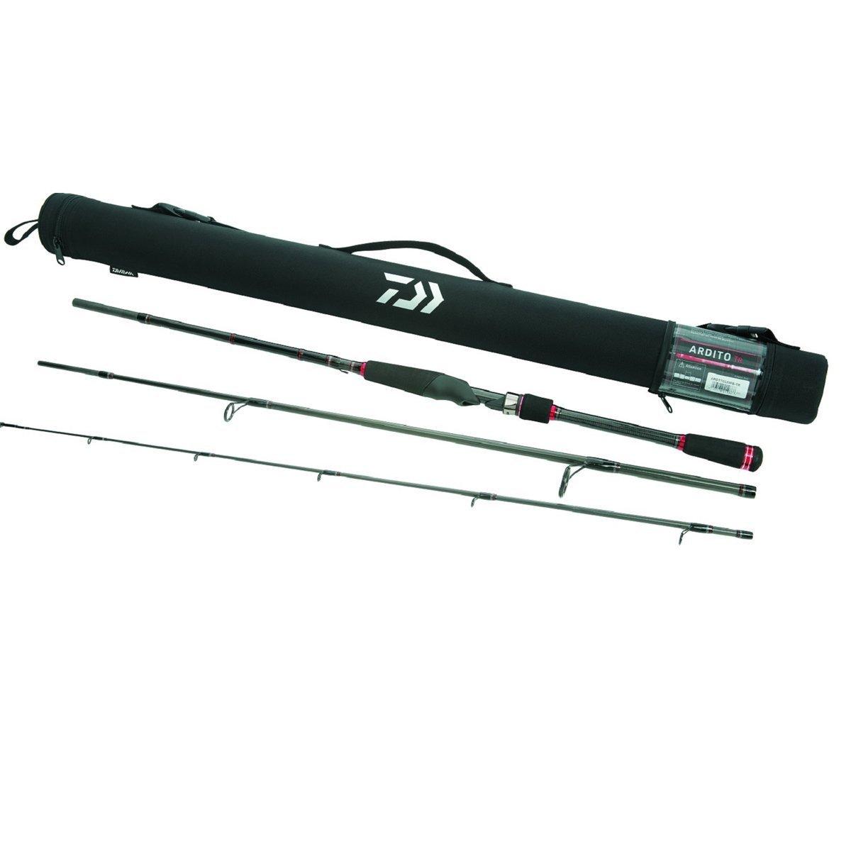 Daiwa ARDT763MLXS-Ardito-4-15 lb Test Rod