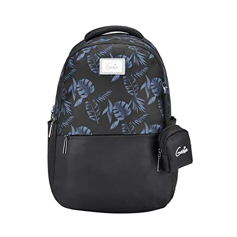 Genie Forest 21 litres Midnight Laptop Backpack