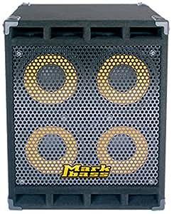 Markbass Standard 104HR-4 800W Negro Altavoz - Altavoces (1.0 Canales, Alámbrico, 800 W, 35-20000 Hz, 4 Ω, Negro)