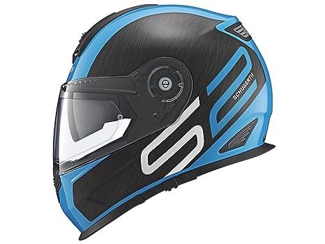 Amazon.es: Schuberth S2 Sport/Touring DVS Casco integral de moto Drag Azul S 54/55 Drag Blue