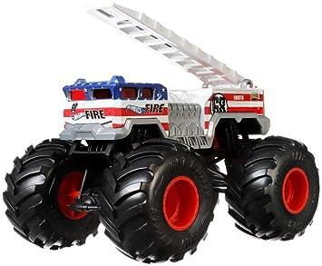 Monster Et Hot VéhiculeJeux Trucks Jouets Wheels 1 24 WIEDH29