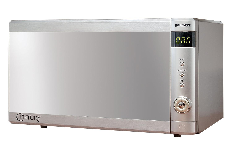 Palson - Microondas 30532, Century 25L, 900W, Con Grill Simultaneo ...