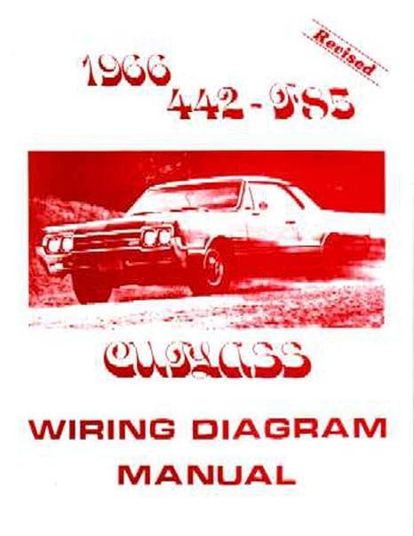 Enjoyable Amazon Com Bishko Automotive Literature 1966 Oldsmobile 442 Cutlass Wiring Database Lukepterrageneticorg