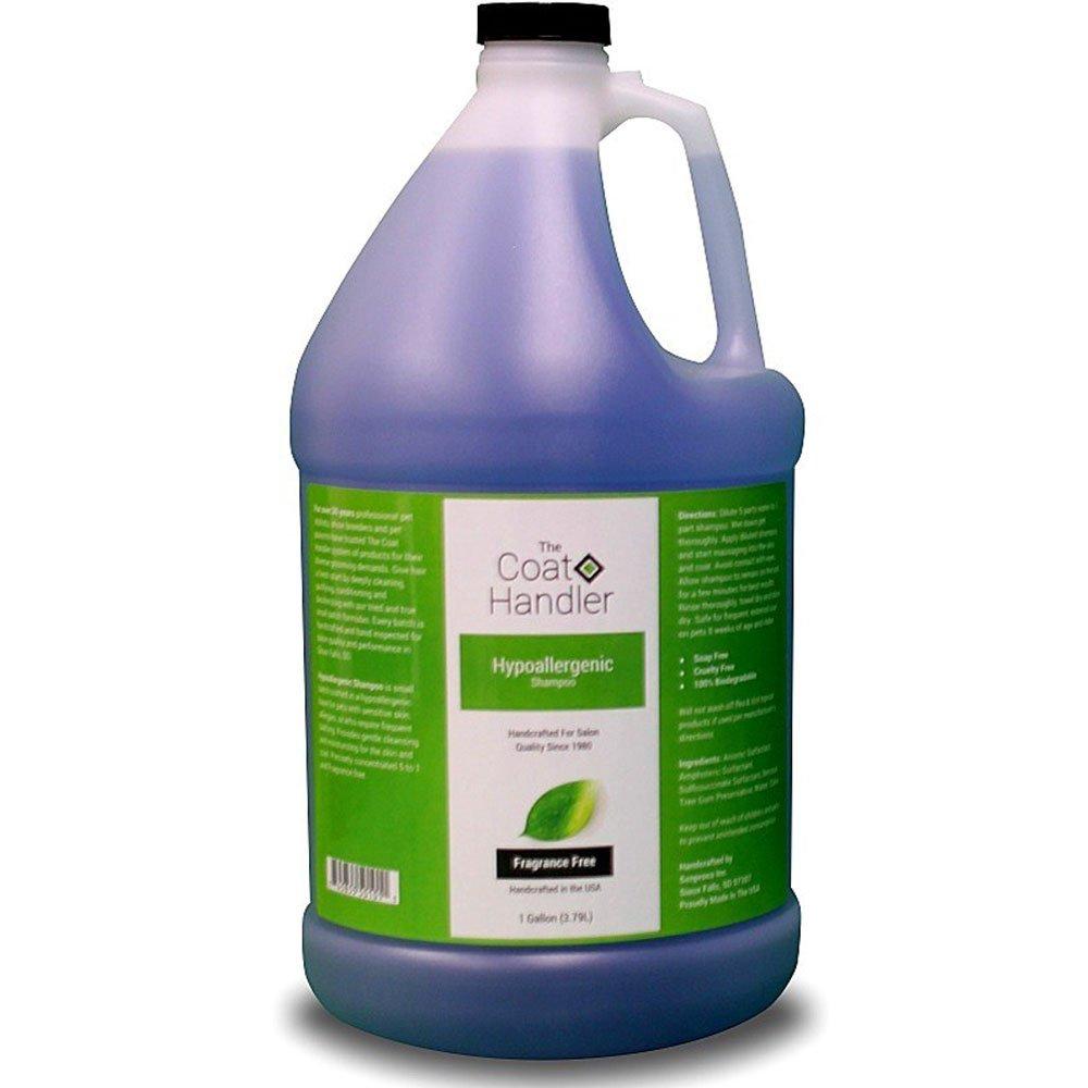 Coat Handler The Hypoallergenic Shampoo 1 Gallon by Coat Handler