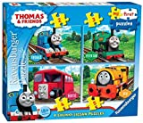 thomas the train electronic - Thomas and Friends Thomas the Train 4 in a Box Puzzles 18+ Months