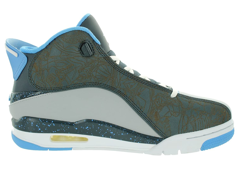 Amazon.com | Nike Air Jordan Dub Zero Mens Basketball Shoes 311046-007 Wolf  Grey University Blue-Classic Charcoal 10 M US | Basketball