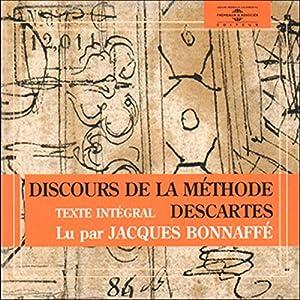 Discours de la méthode Audiobook