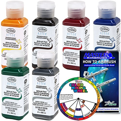 The 10 best transparent airbrush paint acrylic