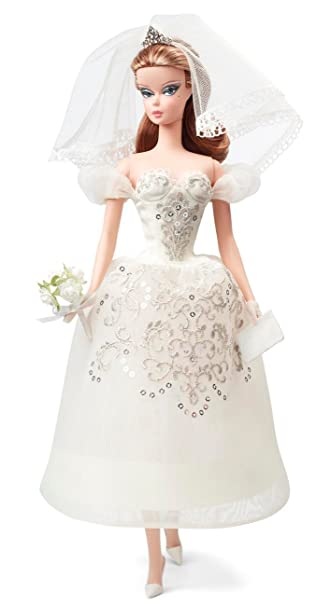 Barbie Collector BMFC Wedding Gown Doll