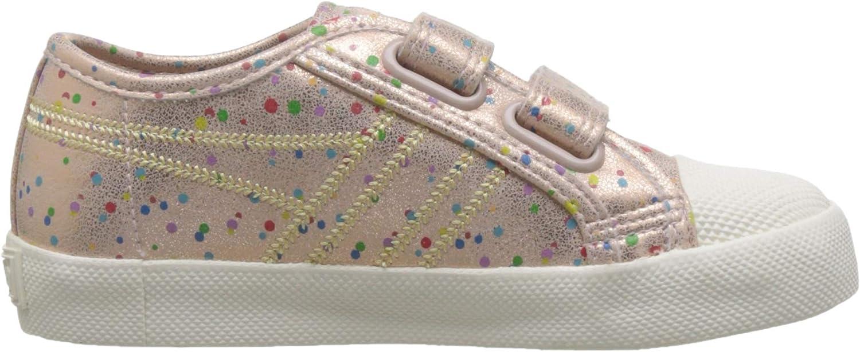 Gola Coaster Shimmer Dot Baskets Mixte Enfant