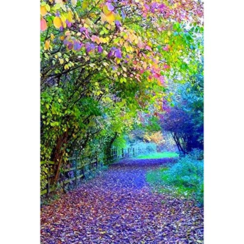 DIY 5D Diamond Painting Kit,Pengy Full Drill Painting Embroidery Floral Print Cross Stitch Arts Craft Canvas Wall -