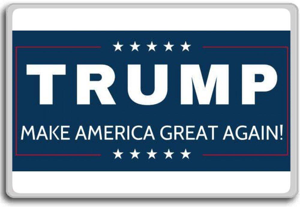 Trump Make America Great Again - 2016 U.S. presidential election fridge magnet