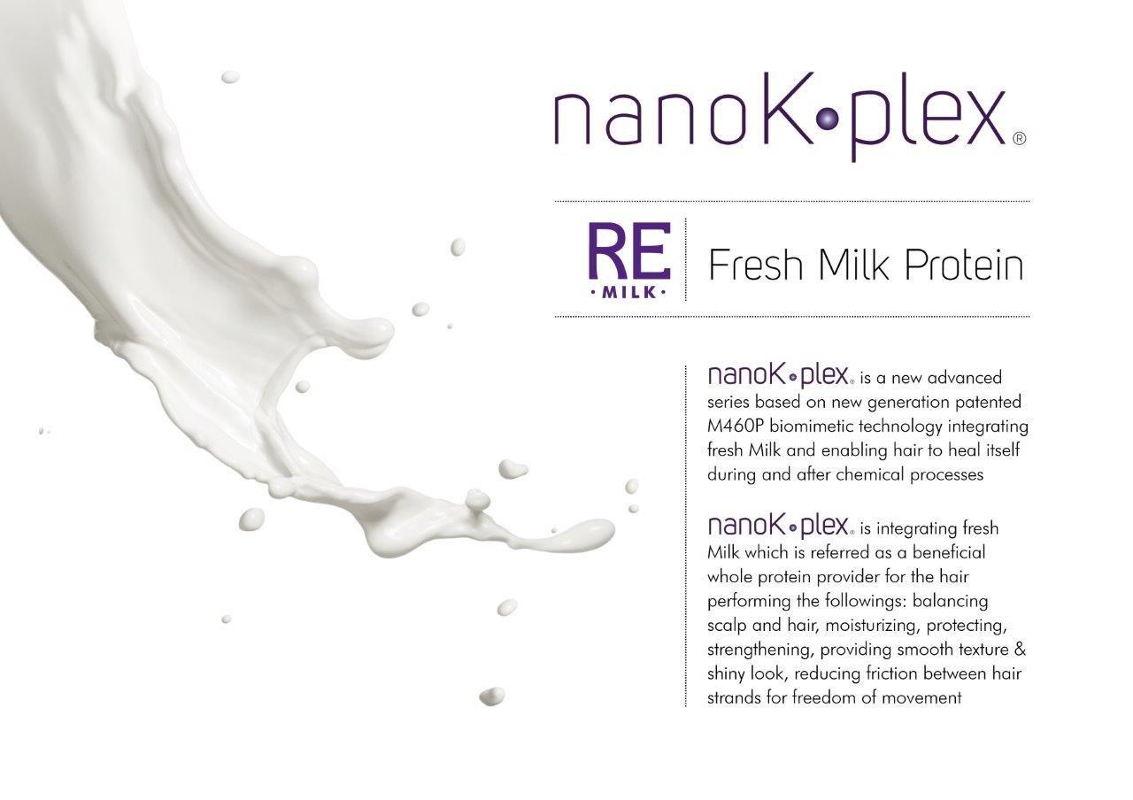 Amazon.com: nanokplex por nanokeratin sistema 01 rebond Bond ...