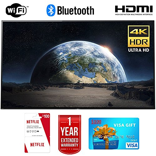 Sony 77-Inch 4K Ultra HD Smart BRAVIA OLED TV 2017 Model  wi