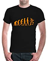 buXsbaum® T-Shirt The Evolution of cello