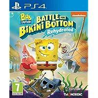 THQ NORDIC 43504 Spongebob Battle For Bikini Bottom Pegi PS4 Game (PS4)