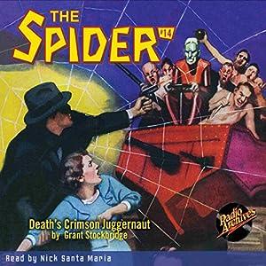 Spider #14 November 1934 Audiobook