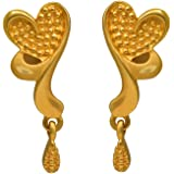 Joyalukkas Impress Collection 22k Yellow Gold Studs Earrings