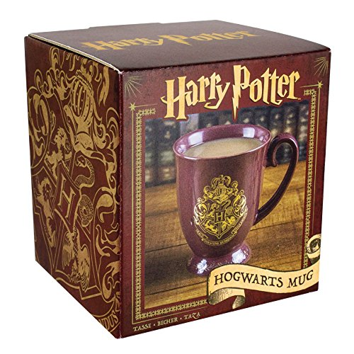 Paladone Harry Potter Hogwarts Ceramic Coffee Mug - The Wizarding World Harry Potter Collectors Edition ()