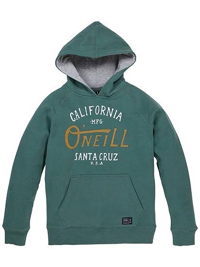 O Neill niño Sudadera Lb California Sudadera Duck Green 152