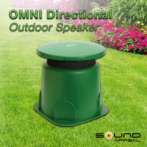 Buy outdoor garden speakers