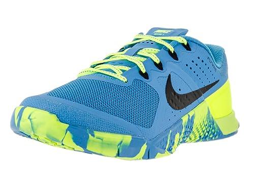 Nike 843972-400, Zapatillas de Deporte para Mujer, Azul (Blue Glow Volt