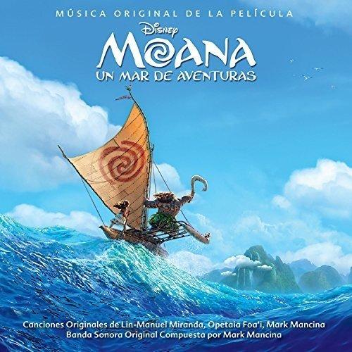 Moana Un Mar De Aventuras /