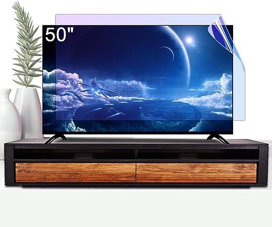 ZSLD Protector De Pantalla De TV LCD De 50