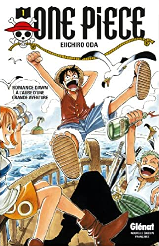 One Piece Edition Originale Tome 01 Romamce Dawn A L