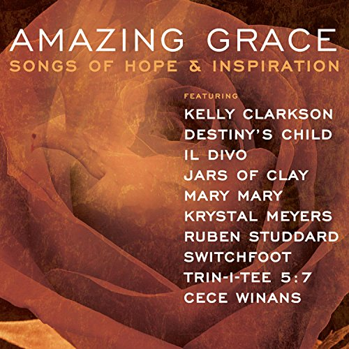Amazing Grace: Songs Of Hope And Inspiration by SBME SPECIAL MKTS.