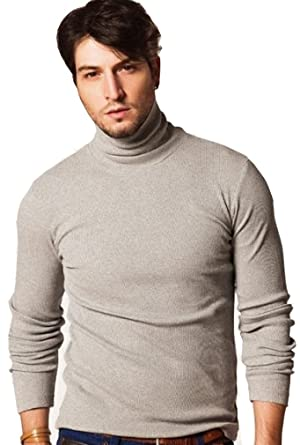 03c95862281e MENS ROLL NECK SOFT QUALITY COTTON LONG-SLEEVE TOPS (Ref 1251 )