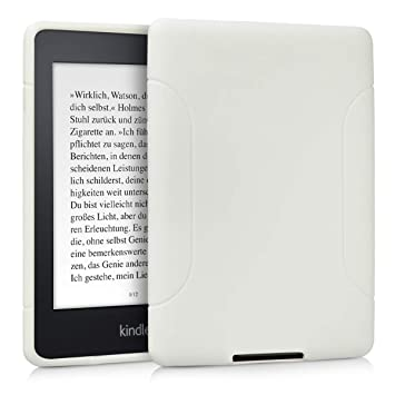 kwmobile Funda para Amazon Kindle Paperwhite - Carcasa Protectora ...