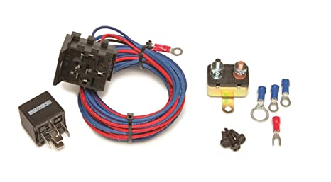 amazon com painless wiring 50106 water pump relay kit automotive rh amazon com painless wiring hot shot starter relay kit Painless Wiring Harness