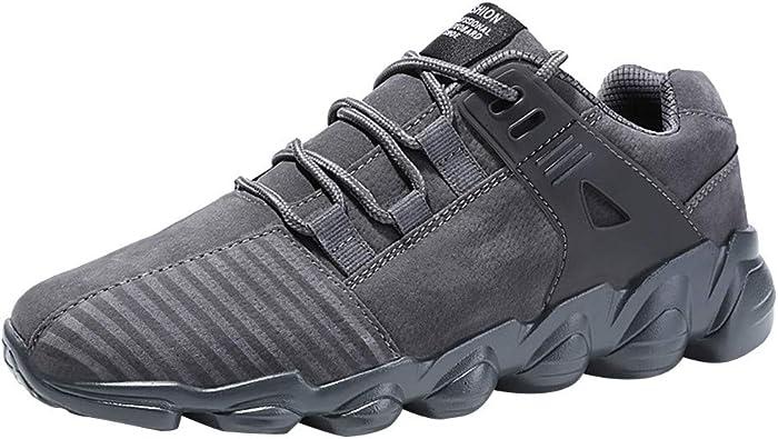 Zapatillas de Gimnasia para Hombre,Zapatillas Bajas para Hombre,Zapatillas de Running para Hombre,Zapatillas de Entrenamiento para Hombre,Calzado de Trail Running, Ligero para Hombre: Amazon.es: Zapatos y complementos