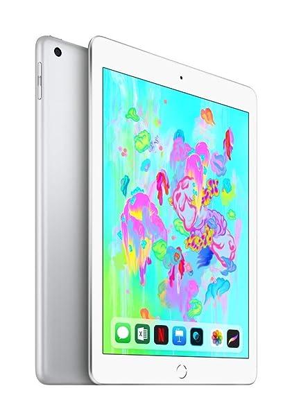 Apple iPad (con Wi-Fi de 128GB) - Plata (Reacondicionado ...