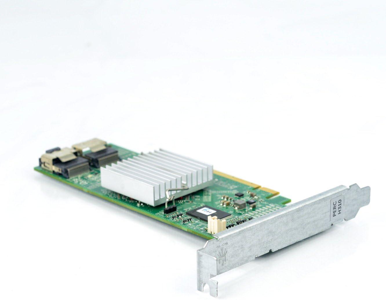 DELL 342-4047 Dell PERC H310 Adapter HV52W 6.0Gb/s SAS / SATA RAID Controller