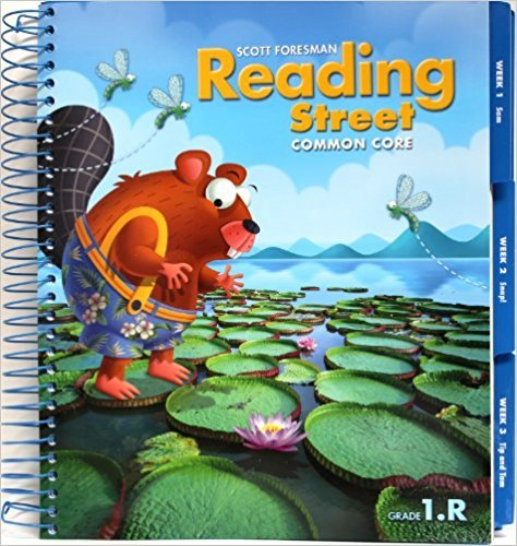 Reading Street Common Core 2013 Teachers Edition First Grade 1.R by Scott Foresman (2013-05-03)