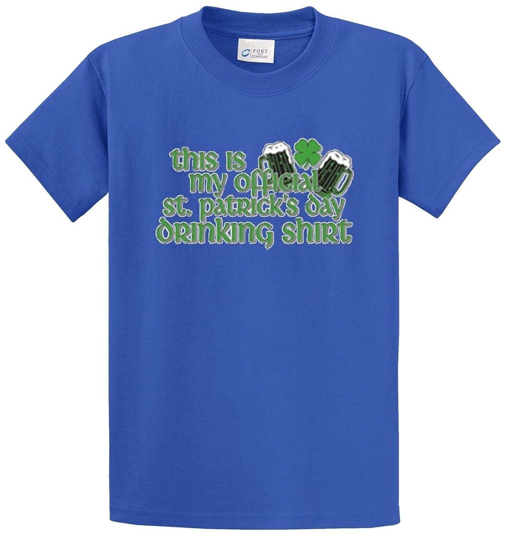 IRISH DRINKING SHIRT Printed Tee Shirt