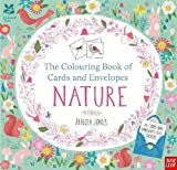 National Trust: The Colouring Book of Cards and Envelopes - Nature (Colouring Books of Cards and Envelopes)