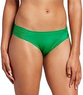 0b9fc14922 Amazon.com  Mossimo Women s Strappy Hipster Bikini Bottom  Clothing