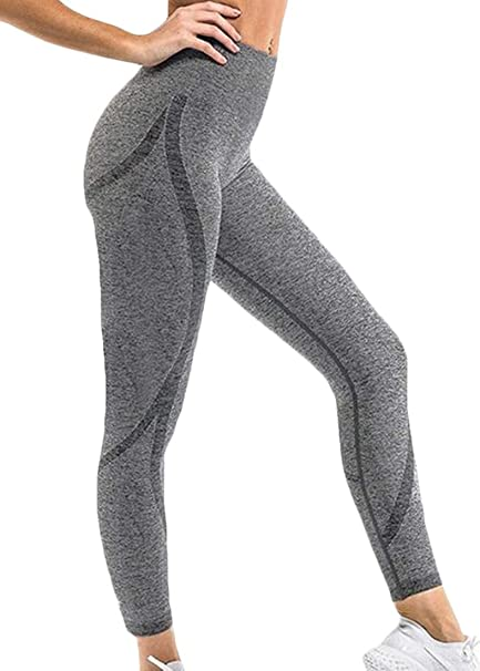 7dccc9b970d4d BYWX Womens Moisture-Wicking Print Butt Lift Yoga Breathable Sport Legging  at Amazon Women's Clothing store: