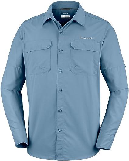 Columbia Silver Ridge II - Camisa de manga larga para hombre: Amazon.es: Deportes y aire libre